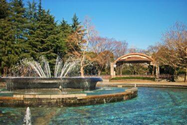 【Park & Garden Map】Hibiya Park – 日比谷公園