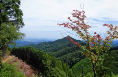 【Hiking Course Map】Mt. Hinode – 日の出山ハイキングコース