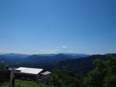 【Hiking Course Map】Mt. Jimba & Myoo Pass – 陣馬山&明王峠ハイキングコース