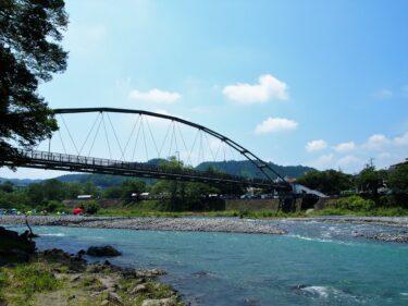 【Hiking Course Map】Kamanofuchi Riverside Prak – 青梅釜の淵公園ハイキングコース