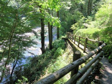 【Hiking Course Map】Hikawa Valley – 氷川渓谷ハイキングコース
