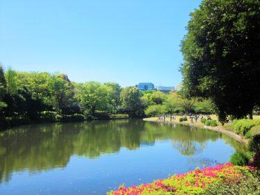 【Park & Garden Map】Kitanomaru Park – 北の丸公園